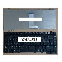 YALUZU UK Neue laptop Tastatur für Toshiba FÜR Satellite A300 A300D A305 A305D L300 L305 L305D M300 schwarz