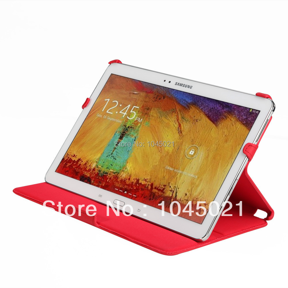 New Arrival! Original High Quality Case For Samsung GALAXY Note 10.1 tablet for Samsung galaxy P600/P601 with free shipping