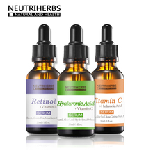 Newest Superior Face Serum Essence Oil Kit With Collagen Retinol Hyaluronic Acid Vitamin C Serum Anti Aging Pore Acne Freckle