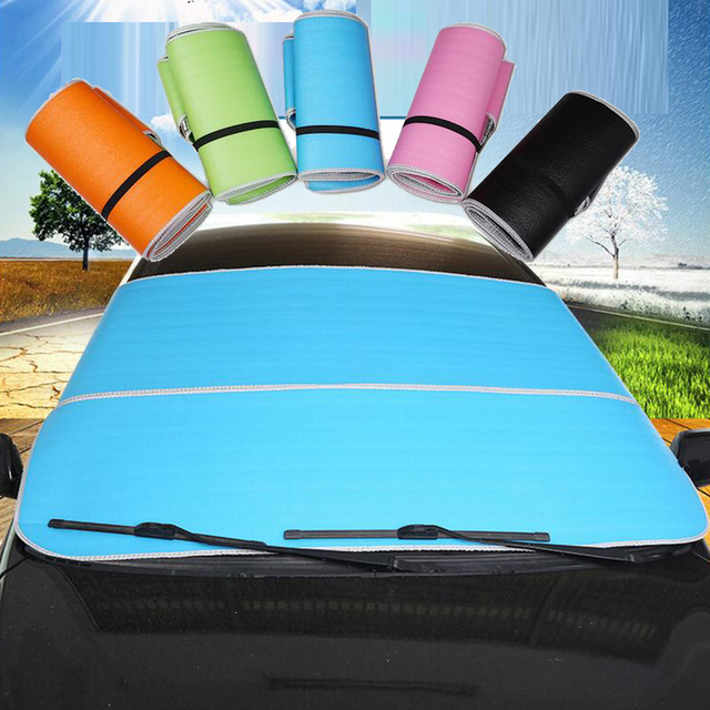 78.74inch X 37.40inch Sun Shade Car Covers Waterproof Funda Coche,Car Styling Winter Windshield Snow Cover Dacia Duster