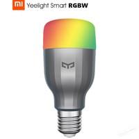 Original Xiaomi Yeelight Smart Colourful LED Bulb Wifi Remote Control Adjustable Brightness Eyecare Light Smart Bulb