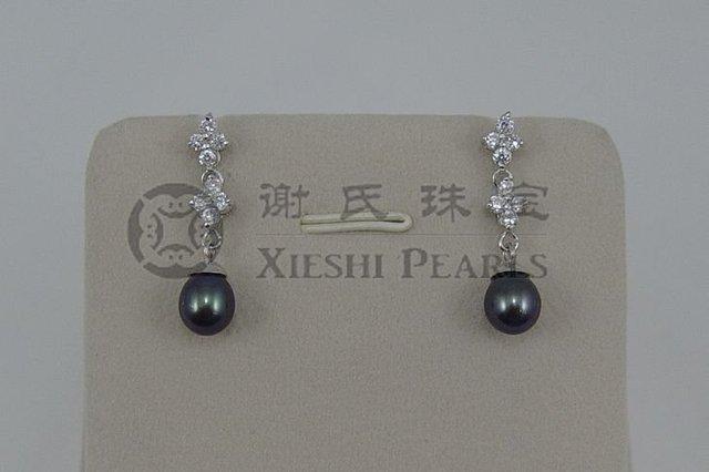 fresh water pearl fashion earring