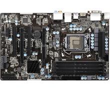 Используется оригинальный 1155 B75 материнская плата для ASRock B75 Pro3 LGA1155 DDR3 32 г