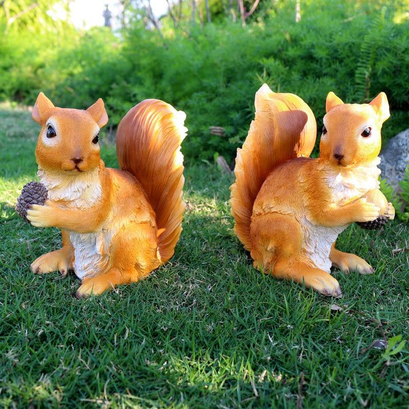 Simulation Toy Model Handcraft Garden Home Lawn Decor Ornament Gift
