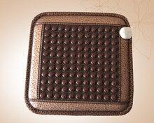 2016 Hot sale in alibaba germanium stone mattress sofa seat cushion 45*45CM