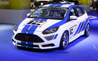 Arrive Imported PVC Car Creative Whole Body Stickers for Ford Focus ST Full Body Modification Sticker Decal Decoration