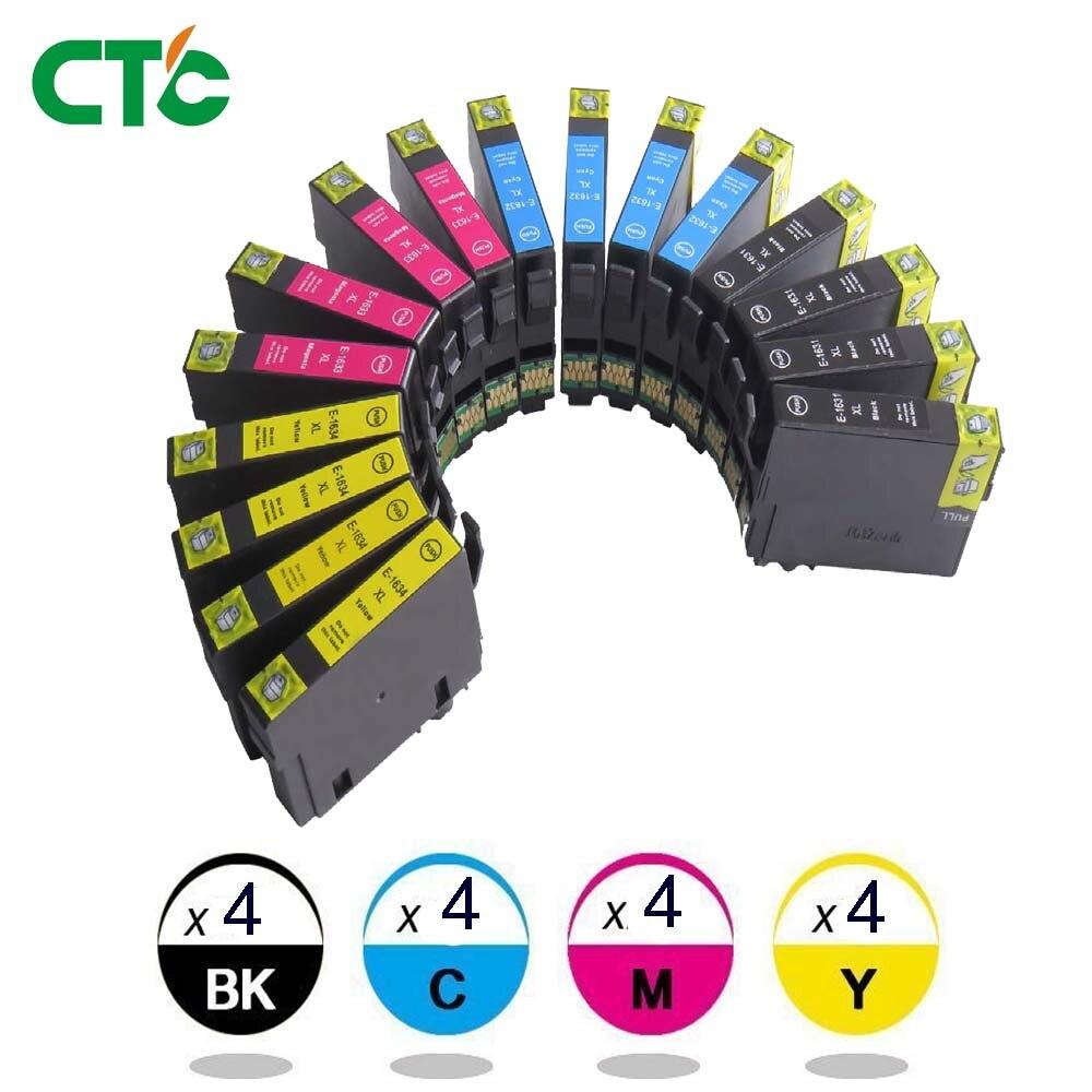 10x 220XL T2201 Cartridges Compatible for Epson WorkForce WF2630