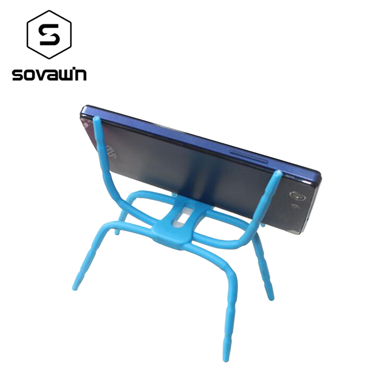 Universal Phone Stand Spider DIY Phone Holder Mount Stent Desk Stand Mobile Phone Lazy Holder For IPhone For Samsung For Android