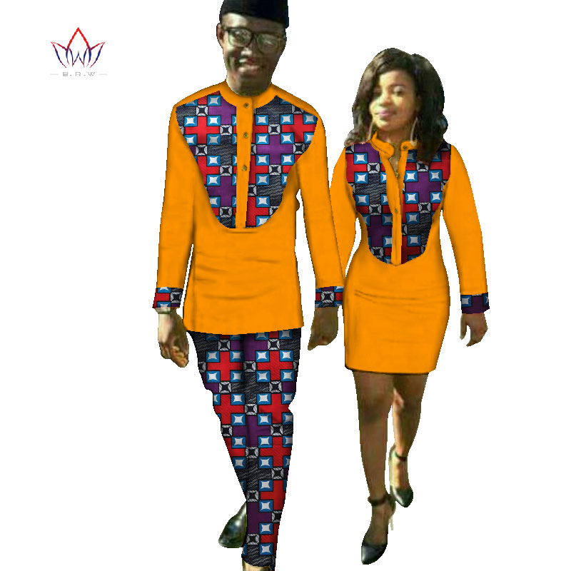 Popular African Couple Dress-Buy Cheap African Couple Dress lots from ...