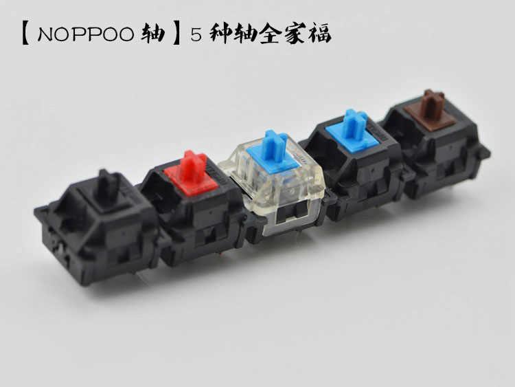 OTM otm outemu schalter 3pin blau rot schwarz braun für benutzerdefinierte mechnical tastatur xd64 xd60 eepw84 gh60 tada68 rgb 87 104 zz96
