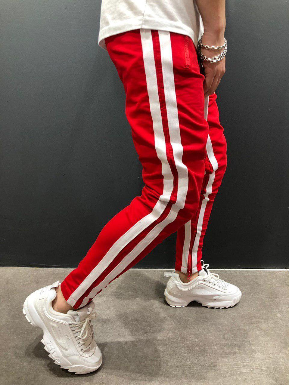 Мужские брюки для отдыха, бодибилдинга, с разрезом, на молнии, для ног, для движения, брюки для бега, спортивные штаны