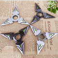 2pcs  One Set So Cool Game Darts Alloy Metal Weapon Model Rotatable Darts Cosplay Props for Collection