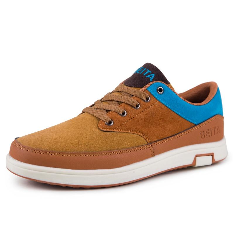 Prix pour Haute Qualité Marque Sports D'été Chaussures Sneakers Lumières Sport Chaussures Hommes Skate Sneakers Low Top Sneakers De Patinage Chaussures Pour Hommes