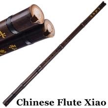 Tradicional Chino Xiao Flauta Vertical De Bambú Púrpura Bambú Flauta Instrumentos Musicales de Viento 8 Hoyos G/F Étnica Para principiantes