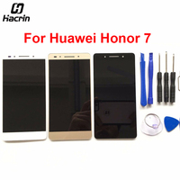 For Huawei Honor 7 LCD Screen Repair Parts LCD Display Touch Panel Replacement For Huawei Honor