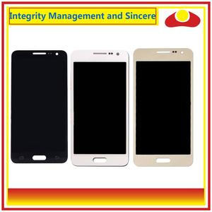 Image 2 - 10Pcs/lot For Samsung Galaxy A3 2015 A300 A3000 A300F A300M LCD Display With Touch Screen Digitizer Panel Pantalla Complete