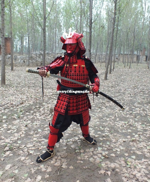 Samurai Armor Japanese Ancient Japanese Armors In Martial Arts From