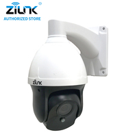 ZILNK New Mini 1080P 2MP HD 3 Inch Pan Tile Zoom Speed Dome IP Camera Waterproof