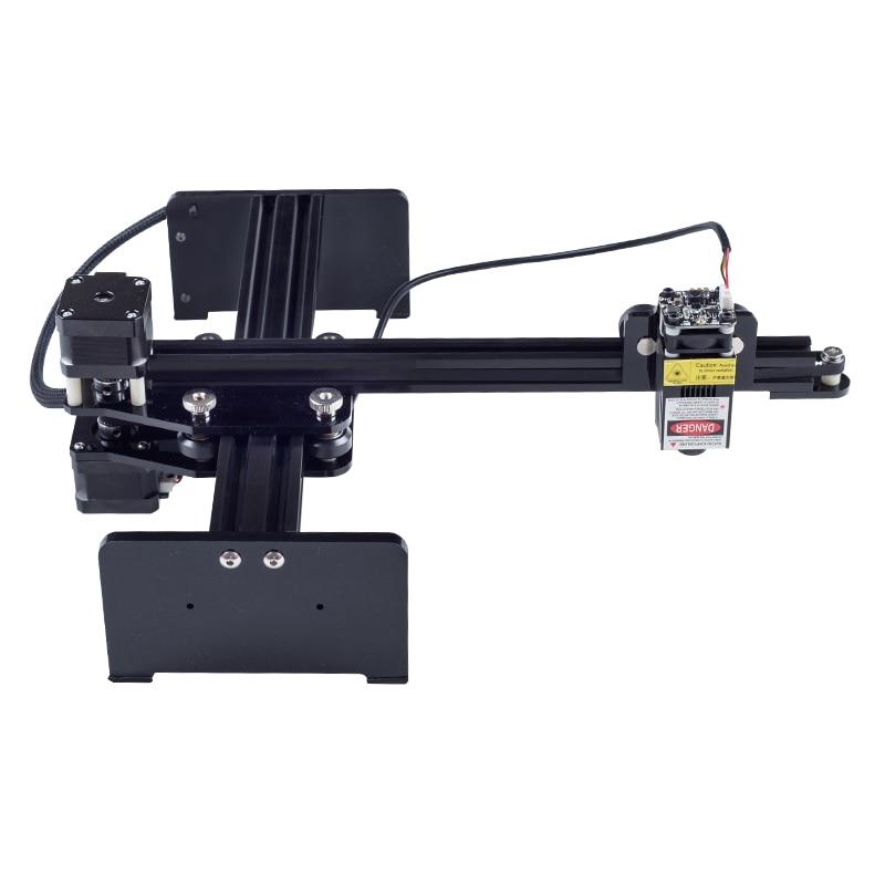 10000 mW bureau USB CNC routeur bricolage Laser graveur Cutter Machine 17*24 cm