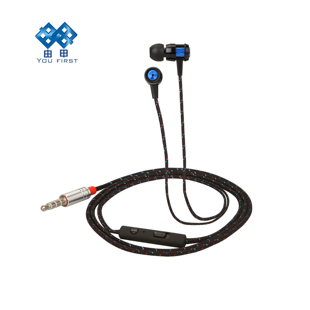 YOU FIRST In Ear Earphones 3.5mm Wired 806 Outdoor Sports