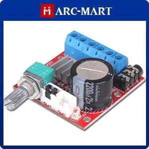 DC 12V Mini Amplifier Board 10W+10W Class D Amplifier#OT943