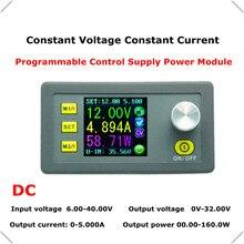 Buy online LCD Constant Voltage Current Step-down Programmable Power Supply Module Buck Voltage Converter Regulator