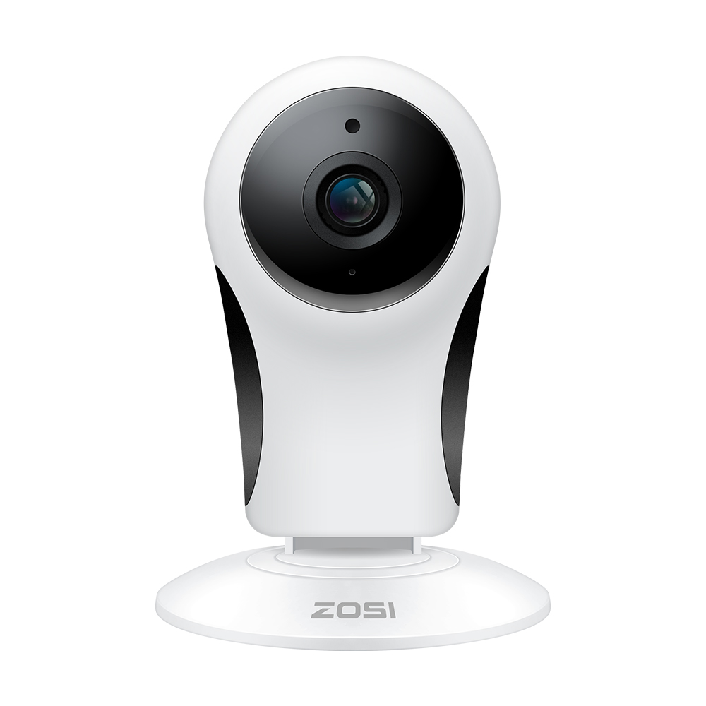 ZOSI Wireless Wi-Fi IP Camera 1080P Full HD Indoor Night Vision Surveillance Mini Home Security Camera Two-Way Audio and AlertZOSI Wireless Wi-Fi IP Camera 1080P Full HD Indoor Night Vision Surveillance Mini Home Security Camera Two-Way Audio and Alert