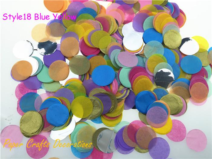 style18 Blue Yellow
