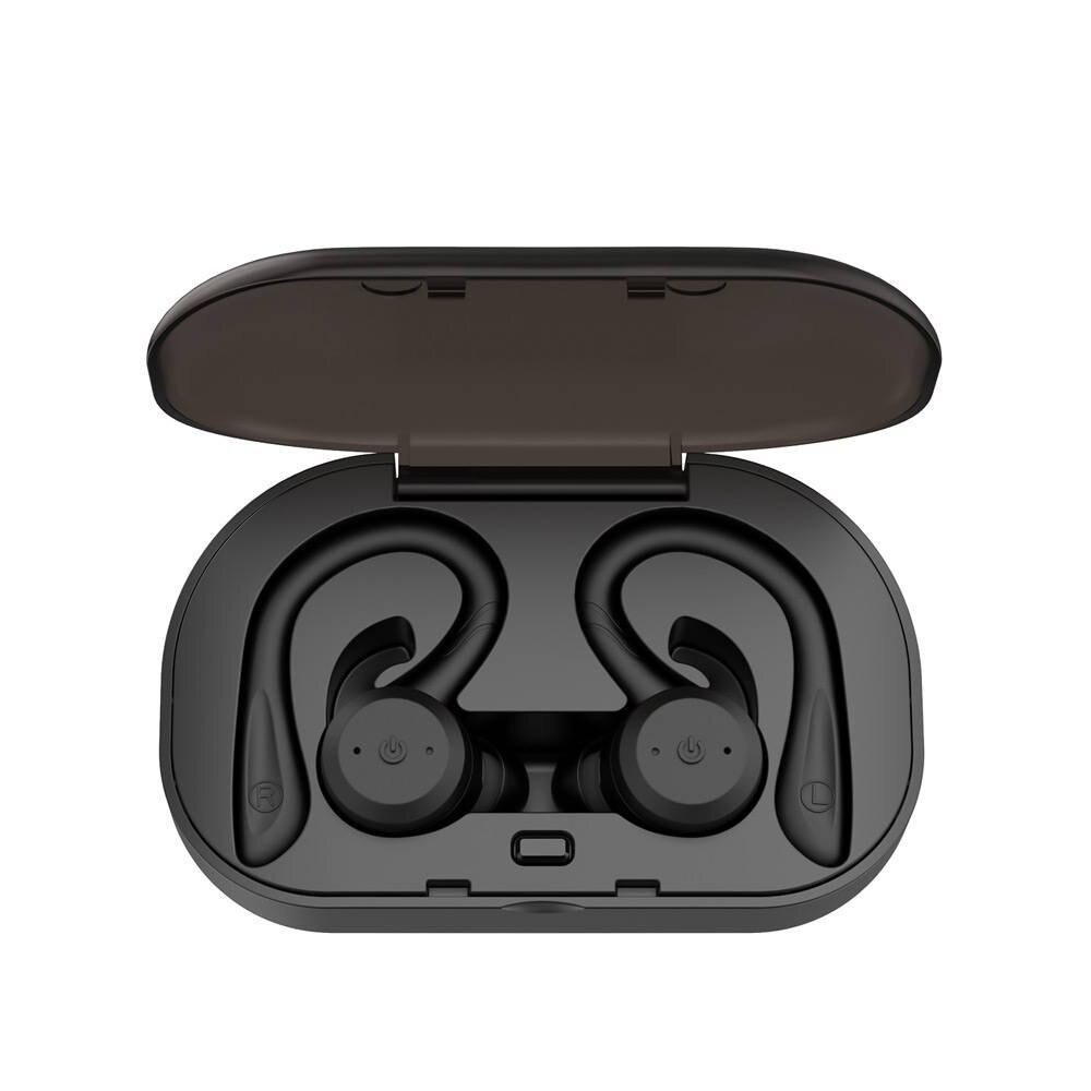 Dual Bluetooth Headset with Ear-hook  5