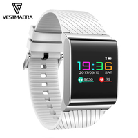 VESTMADRA X9 Pro Color Screen Smart Bracelet Blood Pressure Oxygen Heart Rate Monitor Wristband Call SMS