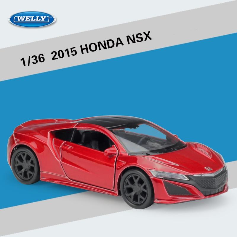Aliexpress.com : Buy 1:36 Scale Welly Honda Acura NSX