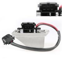 Fan Blower Motor Resistor 6Q1907521B 6Q1907521A 6Q1907521 for Audi for Seat Ibiza for Skoda Fabia VW Polo