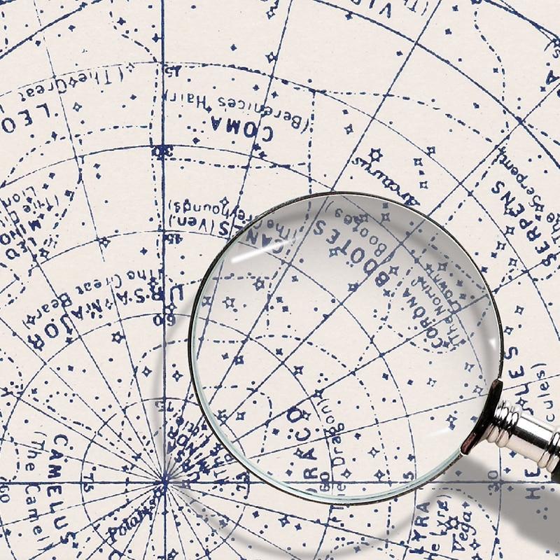 Vintage Astrology Print
