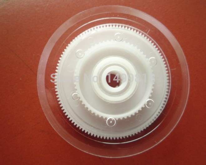 цены на original new Encoder disk garting disk for Epson stylus printer R1800 R2400 1390 1400 1410 1500W L1800 L1300 T1100 SCALE PF