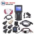 Авто Диагностический инструмент gm Tech2 GM Tech 2 Pro для GM/SAAB/OPEL/SUZUKI/ISUZU/холден Vetronix gm tech2 сканер без коробки DHL Бесплатно