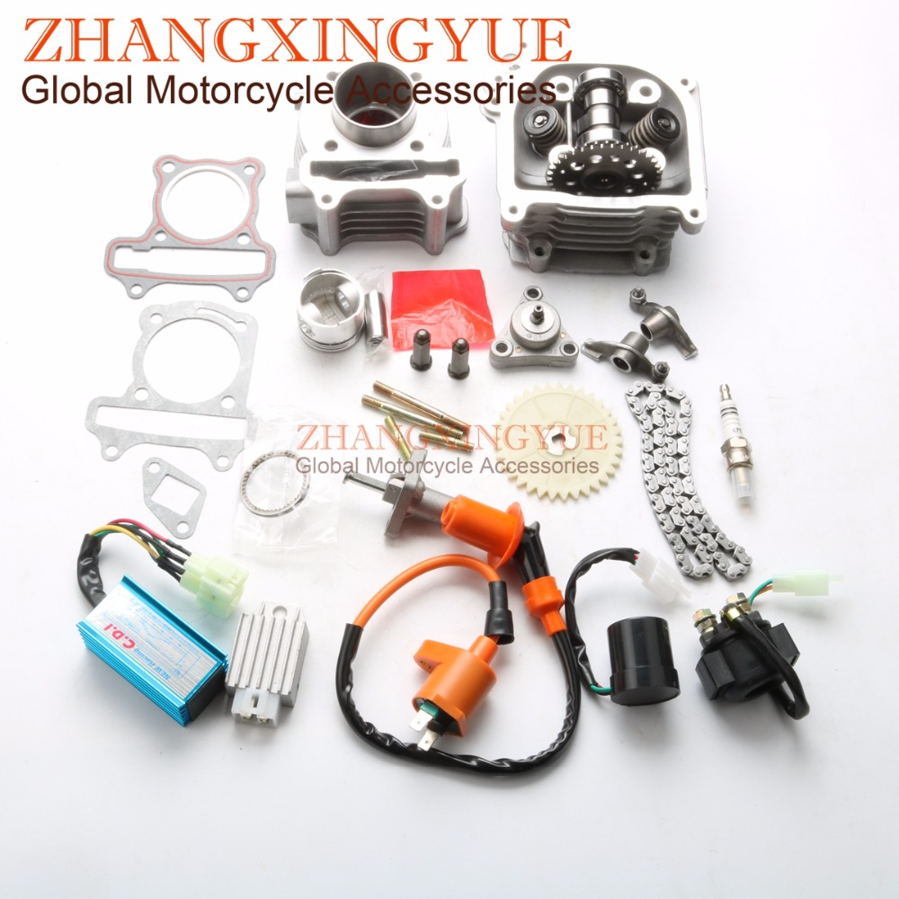 [DIAGRAM_09CH]  60cc EGR Big Bore Kit 82L Chain & Oil Pump & Tensioner & A7TC Spark Plug  for Kymco Agility 50cc Symply 50cc GY6 50cc 139QMB 44mm|Engine Cooling &  Accessories| - AliExpress | Kymco And Spark Plug Wiring Harness |  | AliExpress