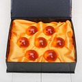 Dragon Ball Z 1 Unidades 3.5 CM DragonBall 7 Estrellas Crystal Ball Set de 7 unids figuras de acción de Dragon Ball Z Balls Juego Completo 7 estrellas