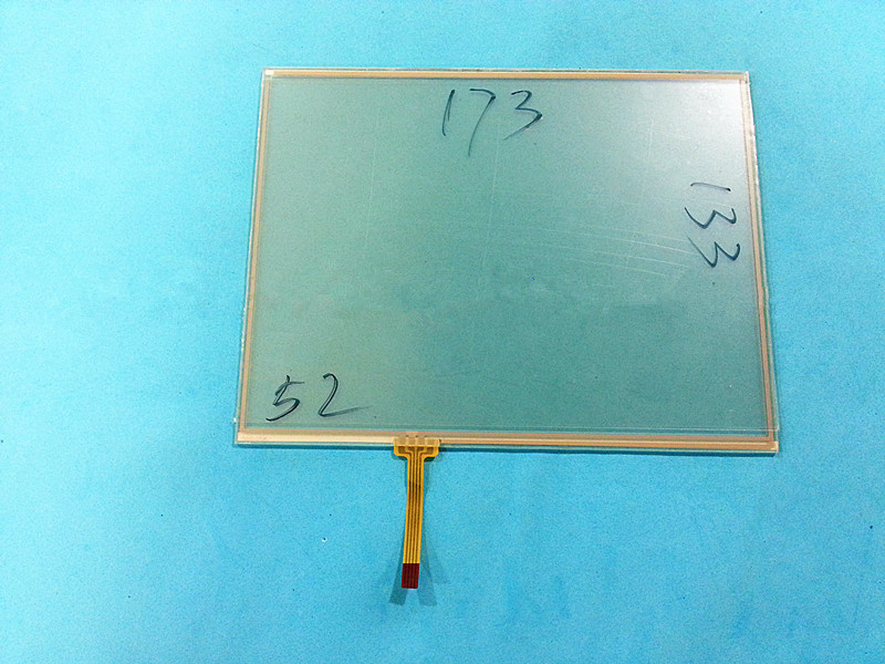 New 8 inch 4 wire Resistive Touch screen digitizer panel 173mm*133mm GPS /Tablet PC/ MID touch screen panel glass new 7 inch touch screen glass used on car gps mp4 tablet pc