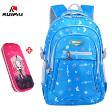 RUIPAI 2017 Oxford School Bags for Teenage Girls Waterproof Women School Backpack Fashion Student Book Bag Children Backpacks