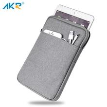 AKR A Prueba de Golpes de 7.9 pulgadas Tablet Sleeve Funda para iPad mini 4 3 2 mini 3 Cubierta gruesa envío libre