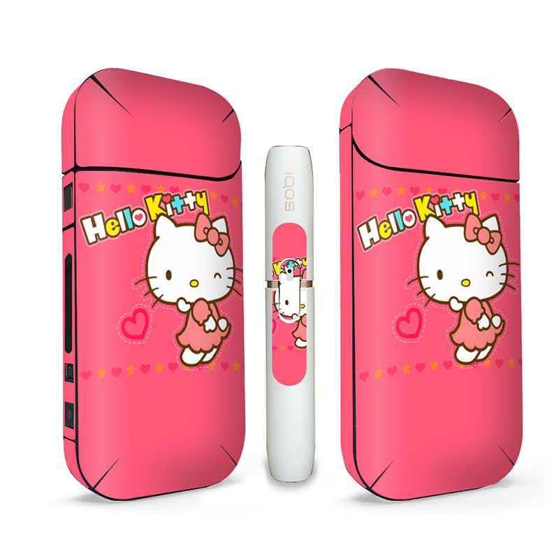 Cat Design For IQOS Skin for IQOS Electronic Cigarette Universal Sticker IQOS-0500