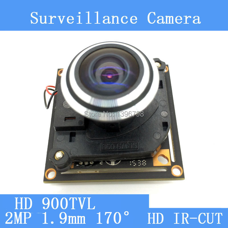 170 wide-angle fisheye mini HD 900TVL video di sorveglianza di sicurezza della macchina fotografica modulo + HD IR-CUT dual-interruttore del filtro170 wide-angle fisheye mini HD 900TVL video di sorveglianza di sicurezza della macchina fotografica modulo + HD IR-CUT dual-interruttore del filtro