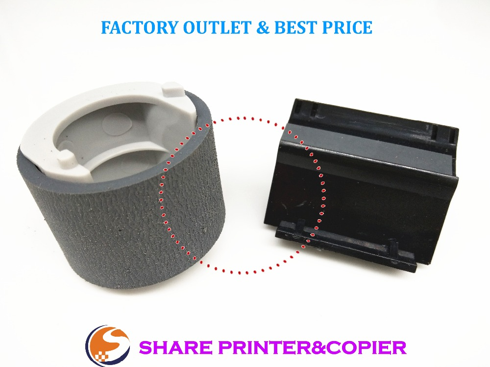 Feed Paper Roller Kit for Samsung ML1610 1640 1641 2010 4321 scx 4521 ML2241 CLP300 CLX2160 3160 JC97-02688A  JC97-02217A pickup roller feed roller separation roller for epson r200 r210 r220 r230 r310 r350