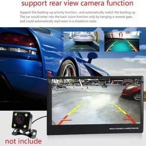 "Image 5 - Podofo One din Car radio MP5 Player GPS Navigation Multimedia car audio stereo Bluetooth 7"" HD Retractable Autoradio AUX IN /FM"