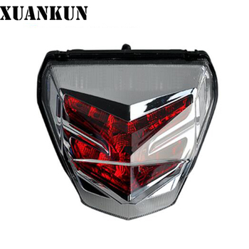 XUANKUN Motorcycle Accessories LX200-22 JL200-22 Taillights