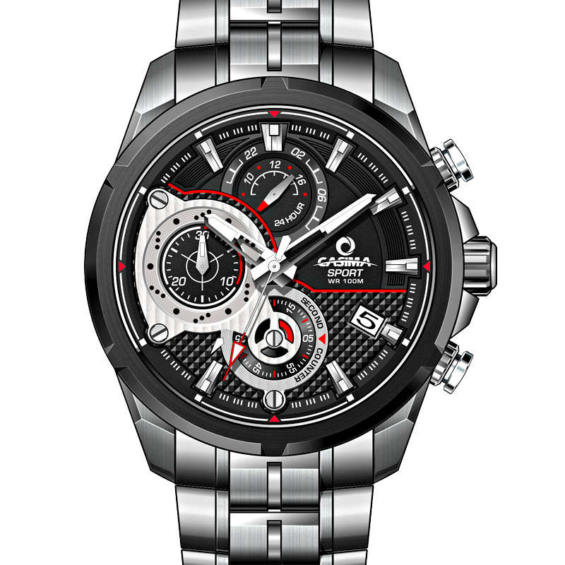 Reloj Hombre Heat Luxury Brand CASIMA Men Watches font b Military b font font b Sport