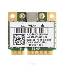 Новинка 150M беспроводная Wifi мини PCI-E карта для Dell DW1501 0K5Y6D Broadcom BCM94313HMG2L