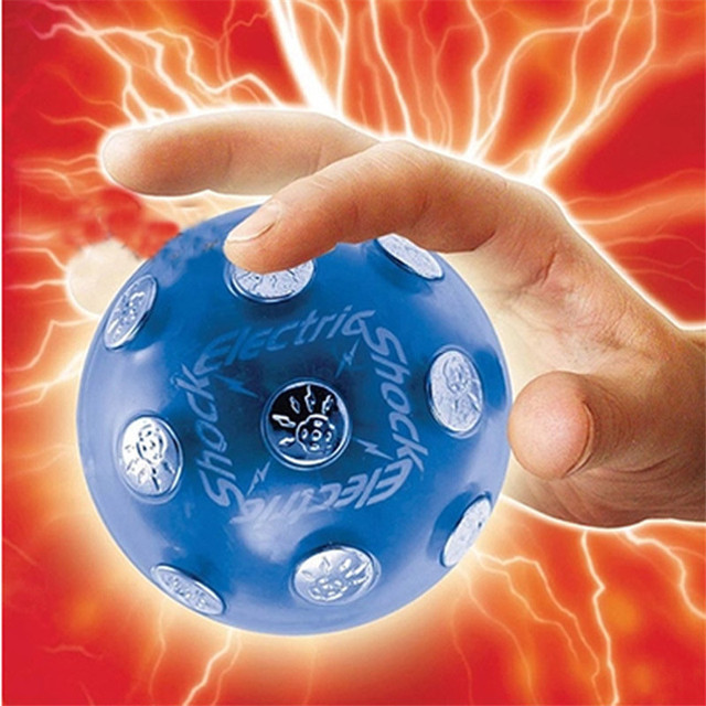 Electronic Shock Ball – Hot Potato Drinking Game Toy