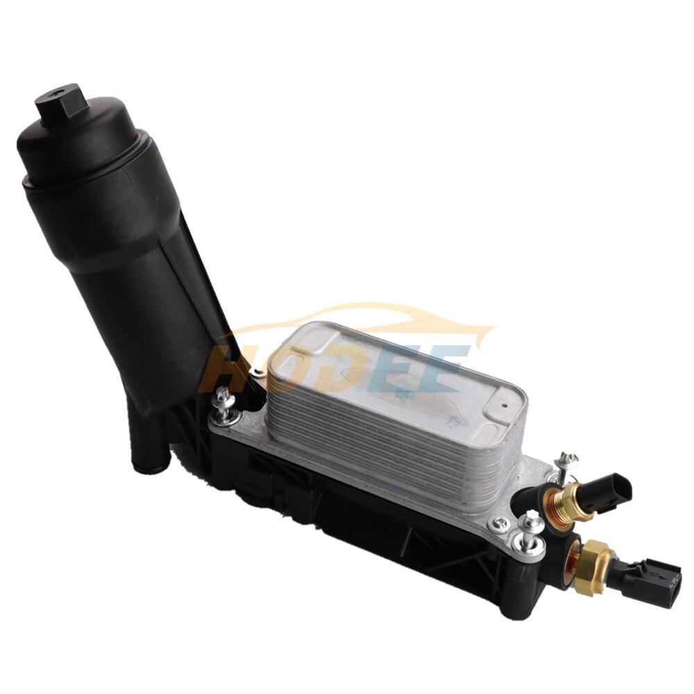 HODEE Oil Cooler For Jeep Dodge Chrysler Ram OE 5184294AE