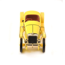1/43 Yellow Hispano Suiza Classic Collectible Model Alloy Diecast Color Car Toys Babygift Cheap Kids Toys Diecast цена